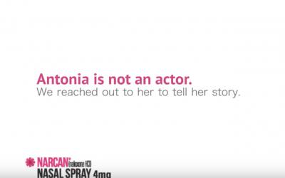 Antonia Maria: NARCAN Nasal Spray